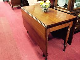 how to make a drop leaf table antique cherry table drop leaf table bohemian s