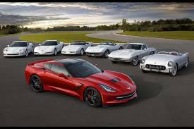 all types of corvettes the most valuable corvettes built
