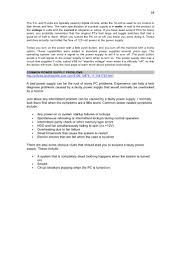 System Architect Resume Pc Hardware Servicing Hand Out 1