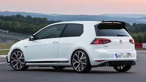 volkswagen gti the volkswagen gti clubsport is the track day bro gti of your dreams