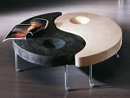 unique coffee table unique yin and yang coffee tables u2014 tedx designs the most