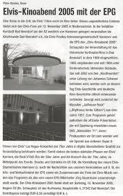 Kino Bad Nenndorf Graceland Jpg