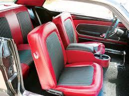 65 Mustang Interior Parts Mustang Restomod Guide Interior Mustang Monthly