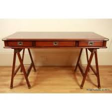 Campaign Style Desk Other Campaign And Military Furniture Carter U0027s Price Guide To