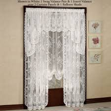 Lace Valance Curtains Crochet Lace Valance Curtains Ipg Tags 67 Creative Collection