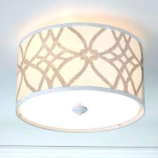 Light Covers For Ceiling Fans Amazing Ceiling Fan With Drum Light And Drum Shade Ceiling Fan