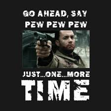 Pew Pew Pew Meme - pew pew t shirts teepublic