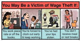 Paid Under The Table Stolen Pay Why We Need To Know About Wage Theft The Lone