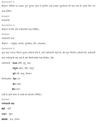 ncert solutions for class 8th hindi chapter 15 स रद स क