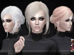 sims 4 hair stealthic s sims 4 hair