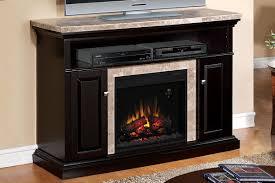 black fireplace binhminh decoration