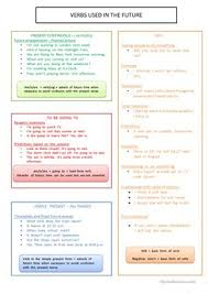 103 free esl future tenses worksheets