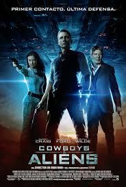 film de cowboy cowboys aliens mis películas vistas pinterest aliens