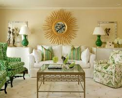 nature inspired living room see the green the latest nature inspired hue in staging