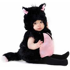 Girls Toddler Halloween Costumes Kitty Girls U0027 Toddler Halloween Costume Walmart