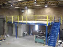 Steel Mezzanines Photos From Arc Force Canada