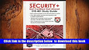 free download comptia security get certified get ahead sy0