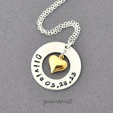 Baby Name Necklace Gold 23 Best Baby Name Necklaces Images On Pinterest New Mums Baby