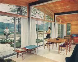 better homes and gardens house plans your 1957 dream house made real u2014 alcoa u201ccare free u201d home