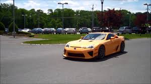lexus lfa 2014 balise lexus lfa ride june 2014 youtube