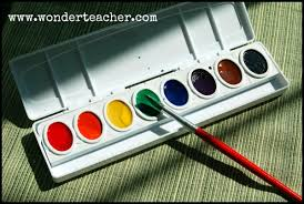 6 tips for managing watercolor painting in the classroom