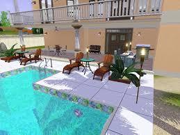 mod the sims luxury beach house