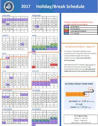what day of the week does thanksgiving fall on holiday break schedule human resource services