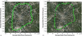 automatic horizontal curve identification and measurement method