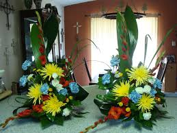flowers by michelle easter church arrangements