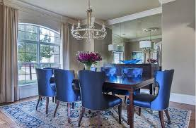 blue dining room furniture royal blue dining chairs traditional dining room