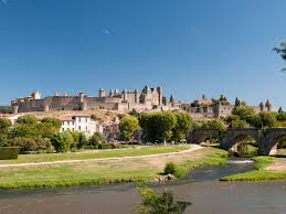 Carcassonne France Map by Camping Carcassonne Renting Accommodation In Camping Yelloh Village