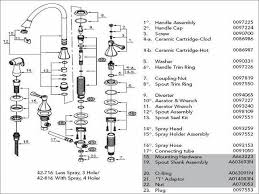 glacier bay kitchen faucet diagram kitchen glacier bay faucet parts fraufleur faucets gerber 40 150