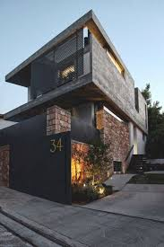 Modern Exterior Design by 54 Best Modern Exterior Images On Pinterest Architecture
