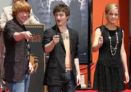 jk rowling hermione ended wrong man u0027harry potter u0027