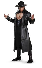 wrestling costumes for halloween the undertaker halloween costume wwe us