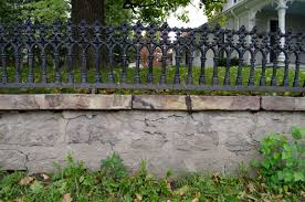 Wrought Iron Decorations Home Wrought Iron Garden Fence Gardens And Landscapings Decoration