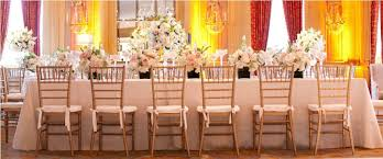 chiavari chairs wedding wedding rentals