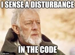 Code Meme - obi wan kenobi meme imgflip