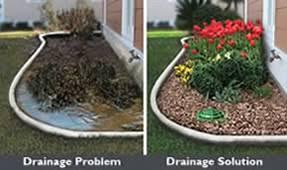 Backyard Water Drainage Problems Fort Worth Tx Landscape Sprinkler Drip Irrigation Repair Install