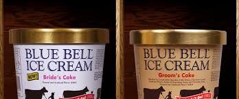 Bride Cake Blue Bell Introduces New U003cem U003ebride U0027s Cake U003c Em U003e U0026 U003cem U003egroom U0027s Cake