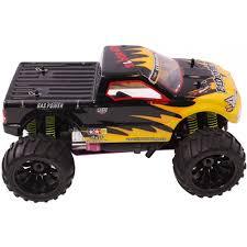 monster trucks nitro 3 10 nitro rc monster truck trail blazer