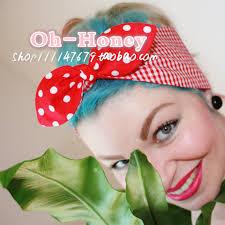 1950s headband aliexpress buy 1950s women vintage rockabilly pinup