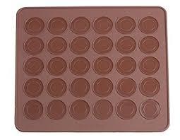 amazon com mosuch silicone macaron macaroon baking sheet mat