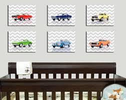 Car Nursery Decor Car Room Decor Etsy