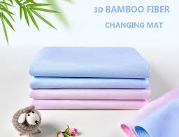 Mattress For Changing Table Reusable Changing Mat For Home And Travel Waterproof Bamboo Cotton
