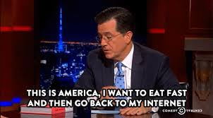 how to get through thanksgiving dinner as told by stephen colbert