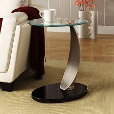 interior design small round glass end table with storage best 13