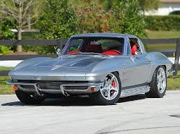 corvette restomods for sale the top 11 corvette sales of mecum indy 2013 corvetteforum