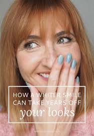 how a whiter smile can take years off your looks philips zoom
