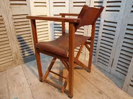 chaise de realisateur fauteuil metteur en scène madebymed fauteuil club